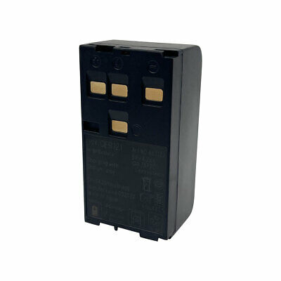 NEW Equivalent GEB121 Battery for Leica TCR407, TPS1102, TCR-405  TCR802, TC302