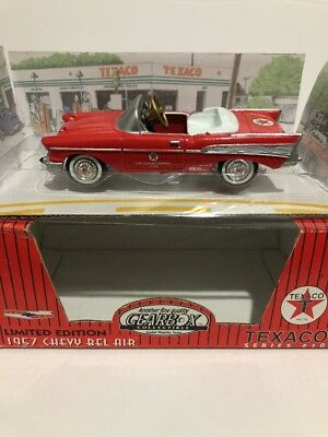 1997 Gearbox Limited Edition Texaco Red 1957 Chevy Belair Pedal Car #10
