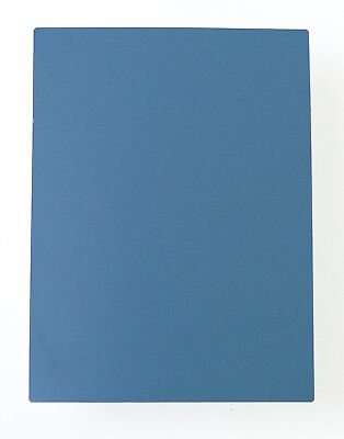 """Aluminum Cover Plate - 4.75"""" x 6.5"""" to replace M&S Intercom - 13 Colors Choices"""