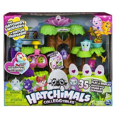 Hatchimals Colleggtibles The Hatchery Nursery Includes