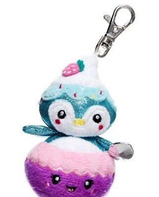 Smiggle Besties Keyring Adorable Fab Gift 🐱 🐧 💝