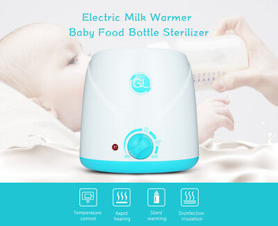 Dust-proof Electric Milk Warmer Baby Food Bottle Sterilizer Food Warmer