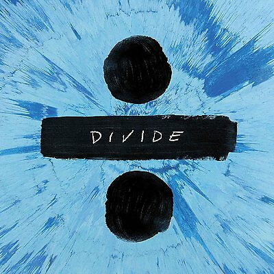 ED SHEERAN / SHEARAN - Divide - The Latest CD Album NEW