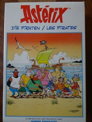 "HOBBY PRODUCTS METAL MAGIC ASTERIX - Die Piraten - ""Les Pirates"""