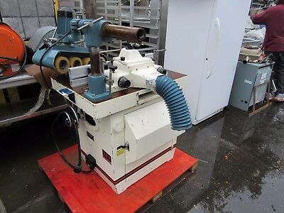 JET EQUIPMENT AND TOOLS TWSS 3-3 Tilting Spindle Wood Shaper