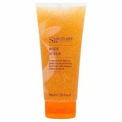 Sanctuary Spa Body Scrub 200ml NEW