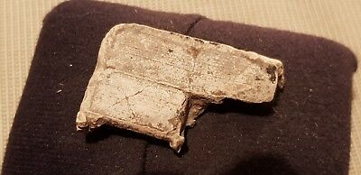Super rare Roman lead alloy tessera type type, please read description L68d