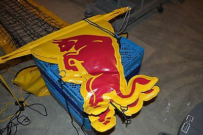 Red Bull Volleyball Net
