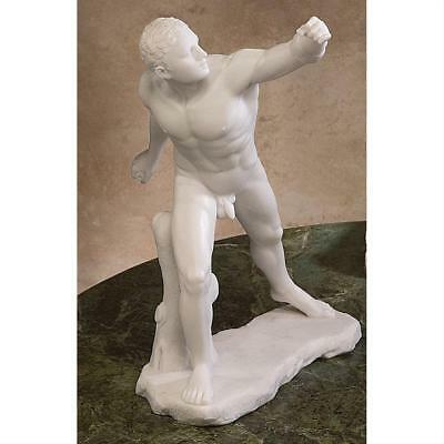 GLADIATEUR BORGHESE DESIGN TOSCANO Greek  classic sculpture  Gladiator