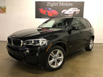 2014 BMW X5 xDrive35i Sport Utility 4-Door 2014 BMW X5 M Sport xDrive35i One Owner 16kmi Clean Carfax