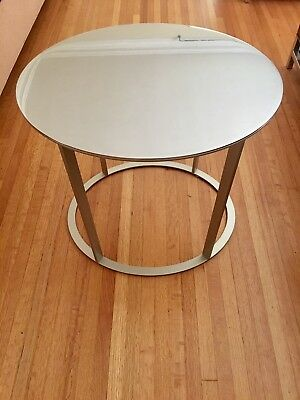 "Vintage B & B Italia ""Mera"" Table by Antonio Citterio / made in Italy, 2002"