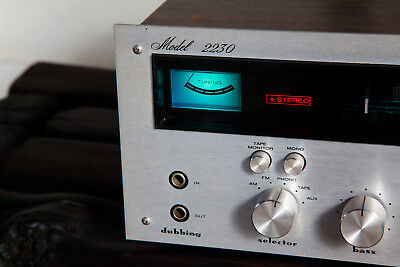 Marantz 2230 SUPERB! SERVICED! Vintage Stereo Receiver 2230 = AUDIO BEAUTY!
