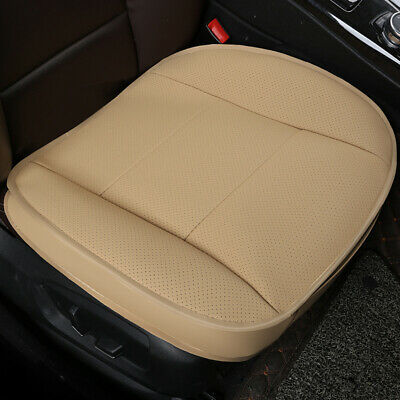 1Pc Luxury PU Leather 3D Full Surround Car Seat Protector Cover Accessories