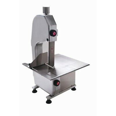 HLS-1650 Stainless Steel Meat Bone Band Saw 110 Volts 1 HP - UTL