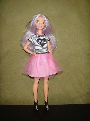 Brand New Barbie Doll Fashionistas Clothes Complete Barbie Doll Outfit #103