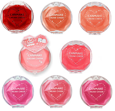 CANMAKE Canmake Tokyo Cream Cheek Color Palette Free Shipping From Japan