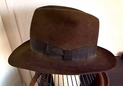 Indiana Jones adventurebilt fedora hat