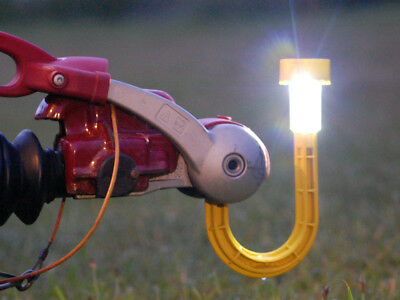 Hitch Bright, Caravan Accessory, HitchBright Security Solar Light Camping