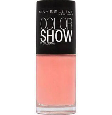Maybelline : Nail Polish | Color Show 60 Seconds | Assorted Colours | 7ml