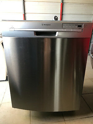 Westinghouse 60cm Built-under Dishwasher - WSU6603XR