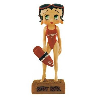 Figurine Betty Boop Maîtrenageuse - Collection N°24