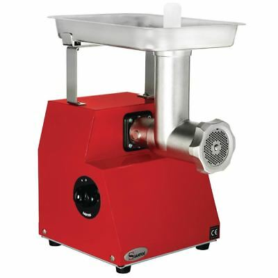 Santos Meat Mincer 12-12RA Stainless Steel Red 160 kg/hr