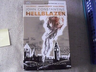John Constantine Hellblazer. The Laughing Magician. Andy Diggle. 238-242