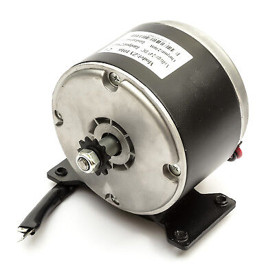 ZY MY 1016 Electric Motor 24v 250w Brushed E Bike Scooter 24 Volt 250 Watt Chain