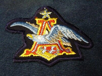 Anheuser Busch Eagle Beer Patch