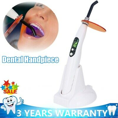 Dental Wireless Cordless LED Curing Light Lamp 1400mw LED-B Woodpecker type new
