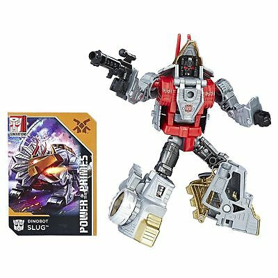 Transformers Generations Power Of The Primes Deluxe Dinobot Slug Action Figure