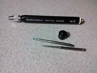 Moore & Wright (No 71) Pocket Scribe/driver (New Old Stock)