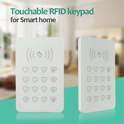 External Remote Control Password Keypad Touchable RFID Keypad for G90B G90E Smar