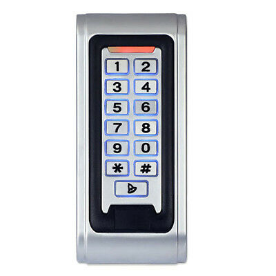 ENNIO SY5000WWaterproof RFID ProximityDoor Access Controller IP68 Entry Door Loc