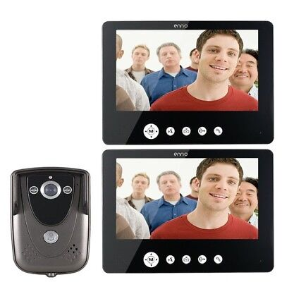 SY905FC12 Video Door Phone Doorbell Intercom Kit 900TVL IR Night Vision 1-Camera