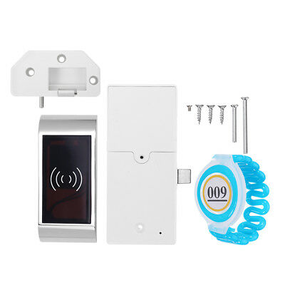 Stainless Steel RFID Spa Swimming Pool Gym Electronic Cabinet Lockers Lock with