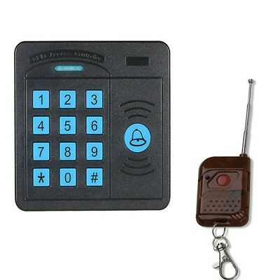 ENNIO SY5100R Door Access Control Controller ABS Case RFID Reader Keypad Remote