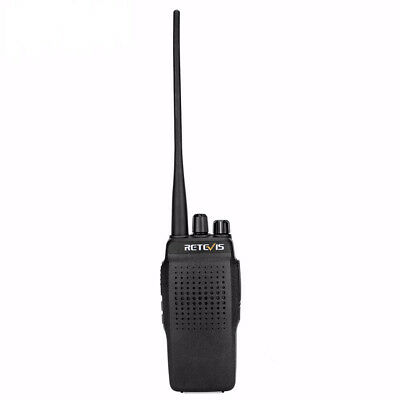 Retevis RT26 High Power Hand-held Two Way Radio UHF 400-470MHz VO X Scan End-ton