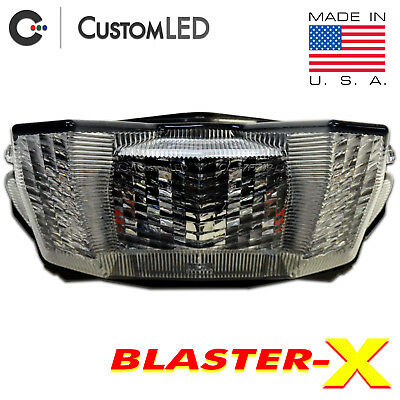 FZ-09 MT-09 Blaster-X Integrated Tail Light Programmable Ultra-Bright Yamaha