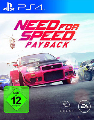 Need for Speed Payback - PS4 Playstation 4 Rennspiel - NEU OVP