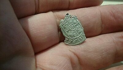 Selling as Unidentified rare? Medieval silver Hammered Coin 0.47g  L57i