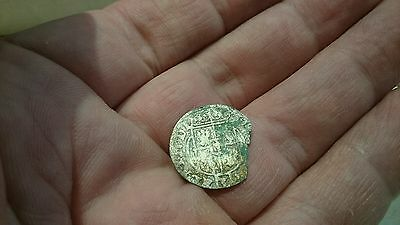 Selling as Unidentified rare? Medieval silver Hammered Coin 0.56g L57h