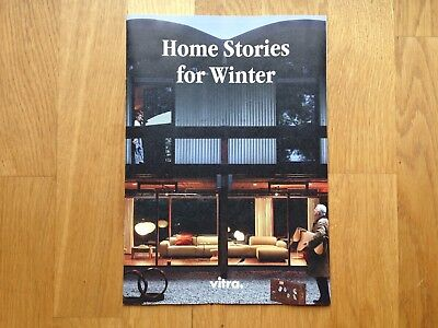 vitra home stories for winter neu, 4 mal