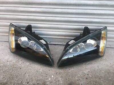 Genuine Ford Focus St Xenon Headlights Headlamps Bulbs And Ballast Pack Complete