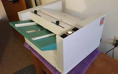 Nagel Foldnak M2 Booklet Maker Printing Graphic Arts Bindery Finishing Typing
