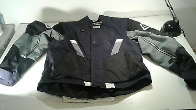 mens M medium Shift motorcycle dual sport jacket