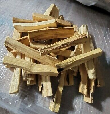 Palo Santo(Bursera Graveolens)Holly Stick 100 PCS Original From Amazons Peru!