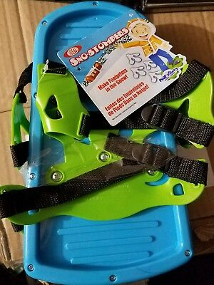 New Ideal  *Sno-Stompers* Snow Shoes  Make Imprints/Monster w/Claws FREE SHIP!