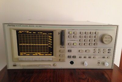 Anritsu MS3401B Network Analyzer