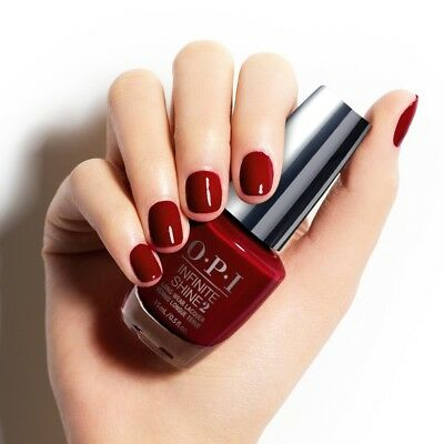 OPI INFINITE SHINE 2.0 Nail Lacquer Got The Blues for Red ISL W52 ...